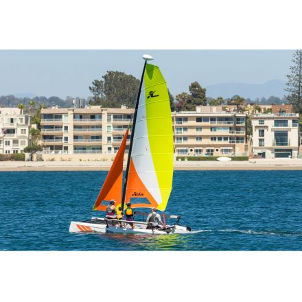 Getaway : Rotomolded Sailboats : Hobie Cat