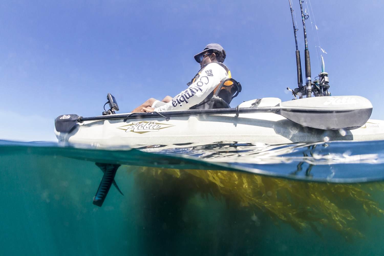 2017 hobie mirage outback for Best fishing kayak under 400